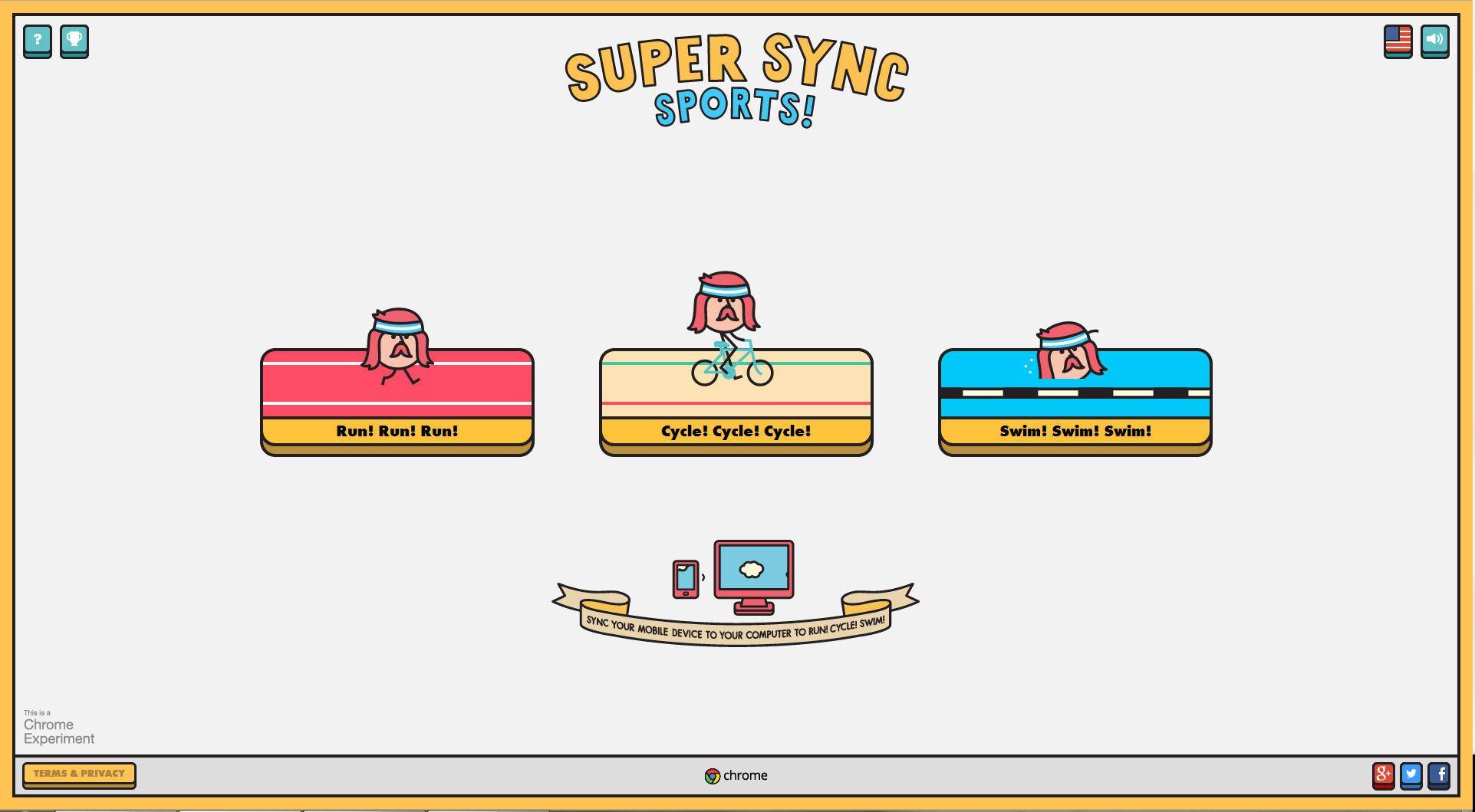 Super Sync Sports er en morsom måte å spille sammen på. .Foto: Ole Henrik Johansen / Hardware.no