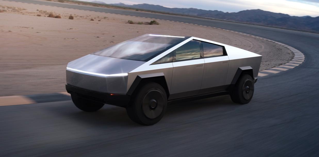 – Cybertruck minner mest om en konseptbil