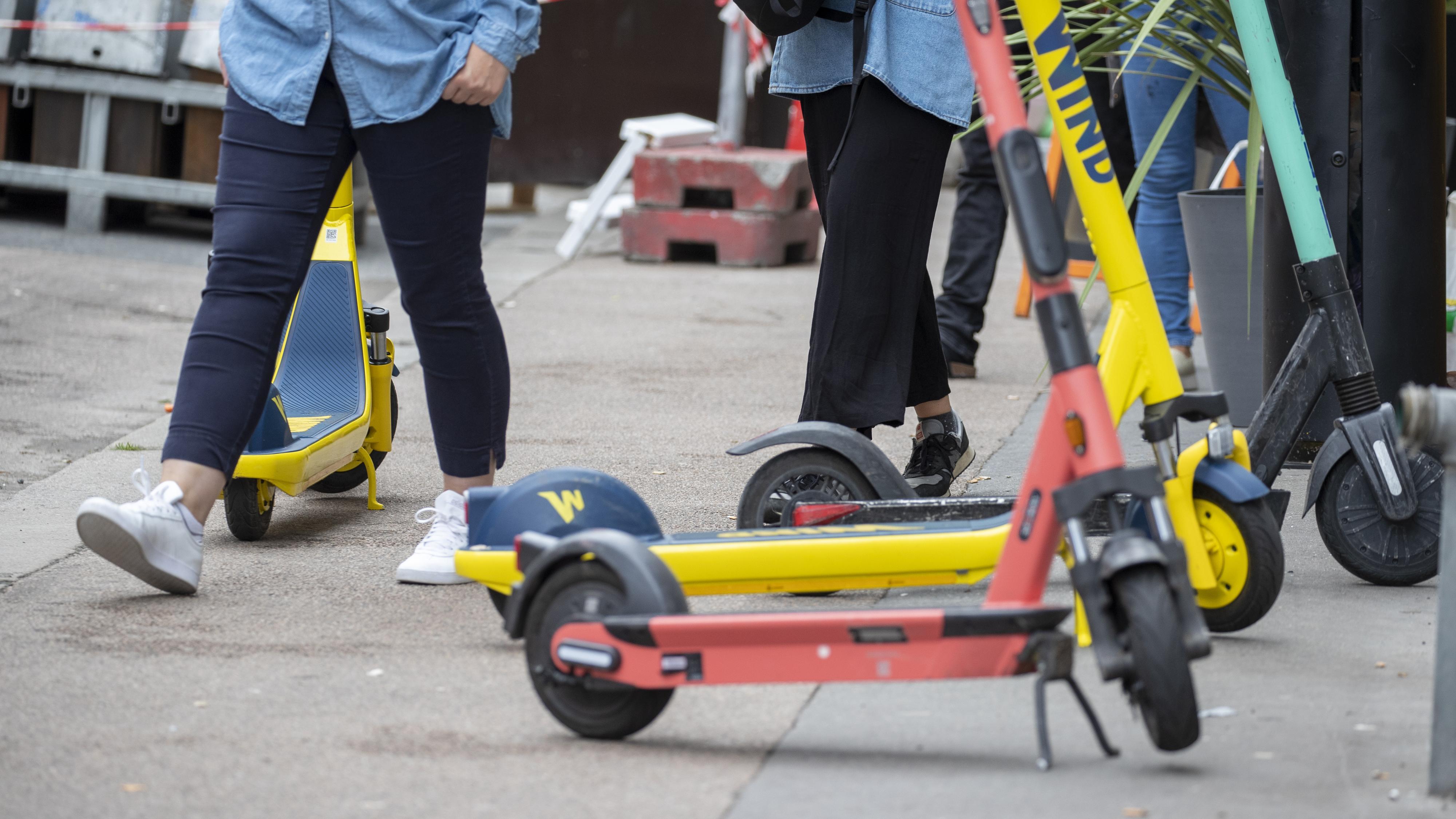 Ruskjøring på elsparkesykkel kan føre til avkorting på forsikringen