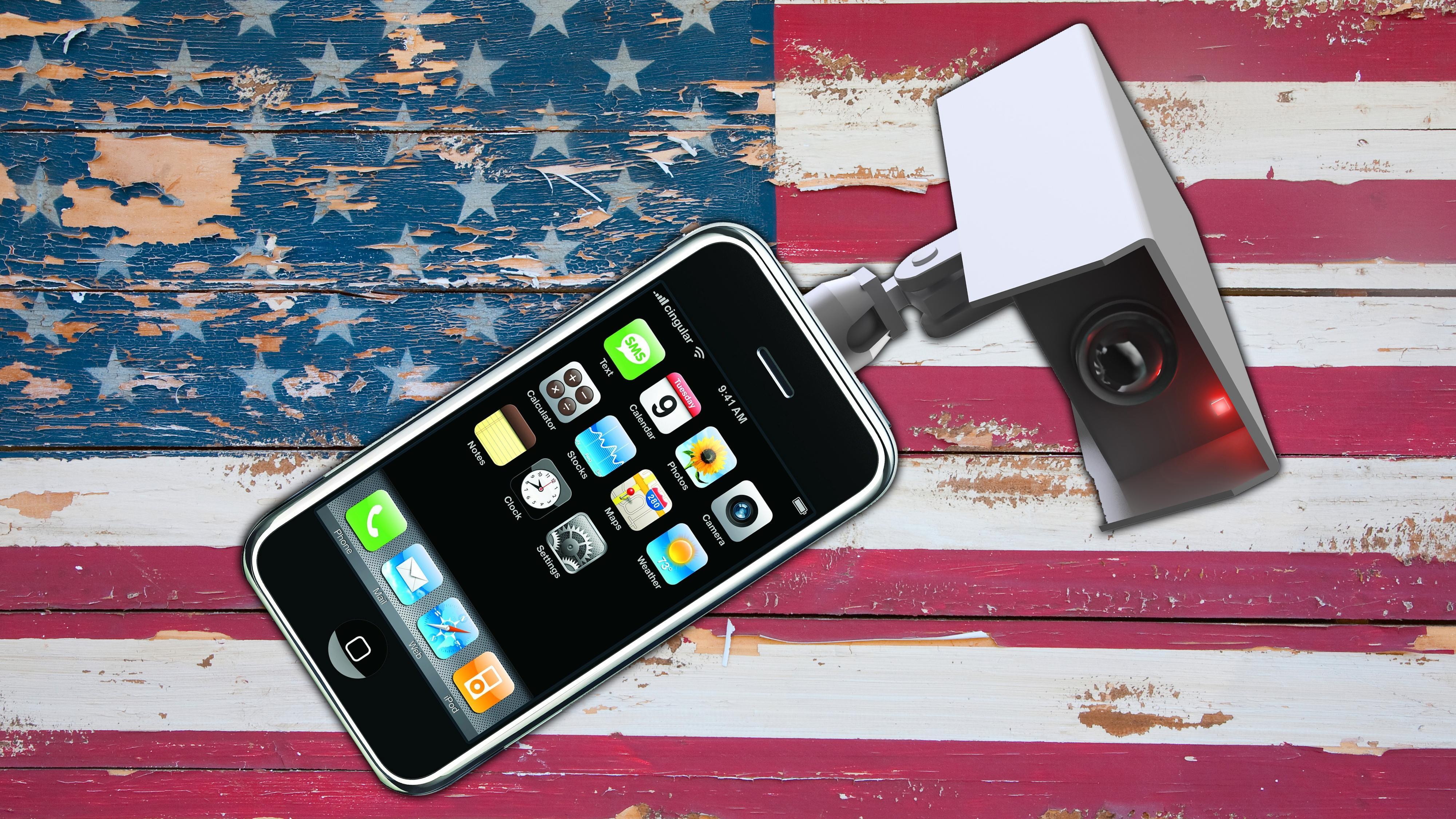 Snowden: –iPhone har hemmelig spionprogramvare