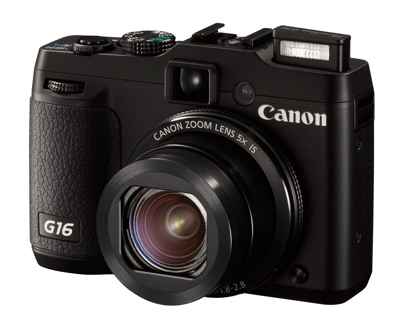 Premien, et Canon PowerShot G16.