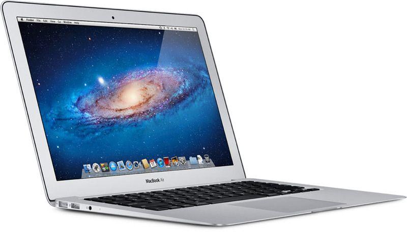 Apple Macbook Air 13.3 i5 1.3GHz 128GB. Foto: Apple
