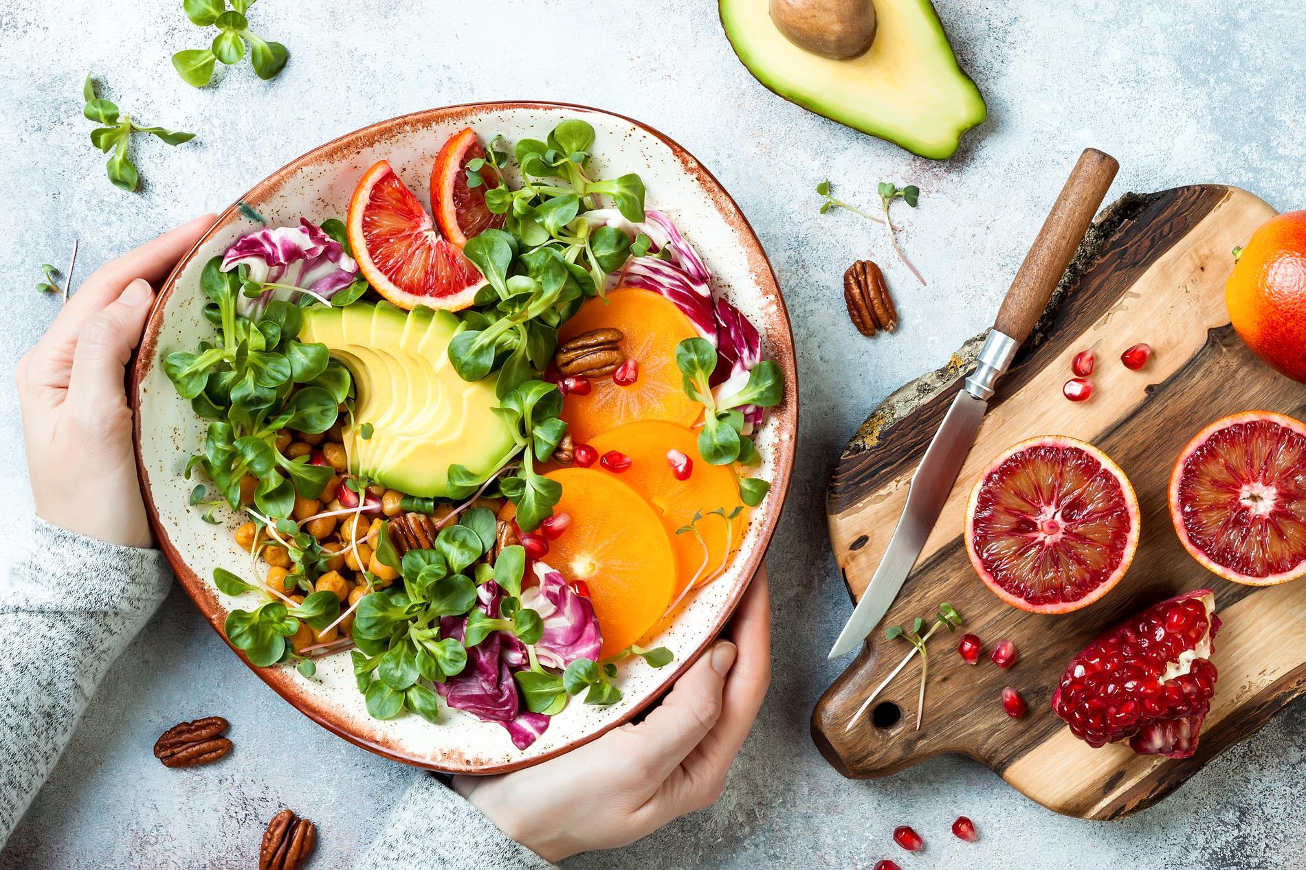De nyttiga färgämnena och antioxidanterna i maten är viktigare än du tror.