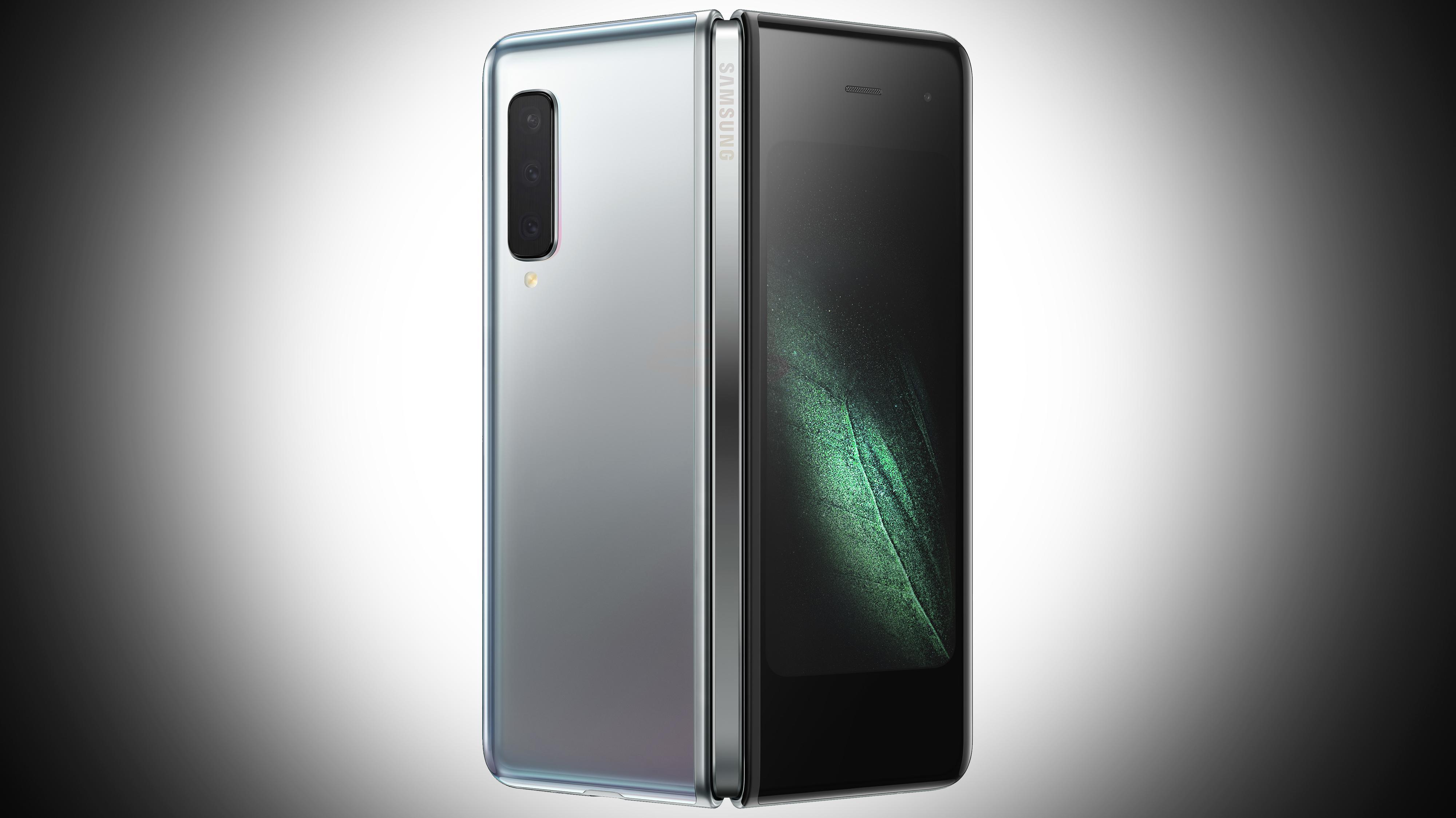 Nå har den fått lanseringsdato: Samsung Galaxy Fold kommer i september