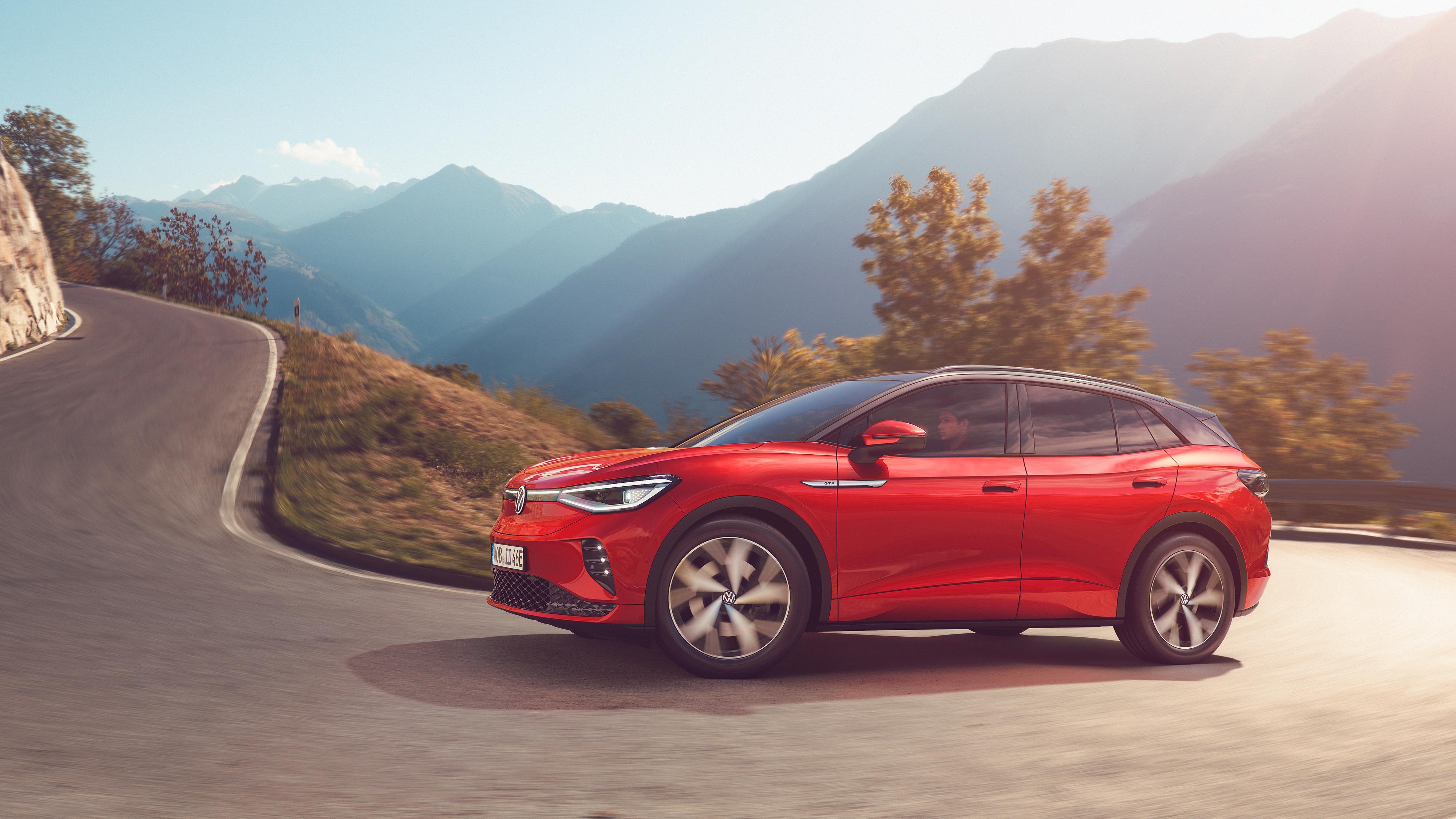 Her er Volkswagens firehjulsdrevne ID.4 - med norske priser