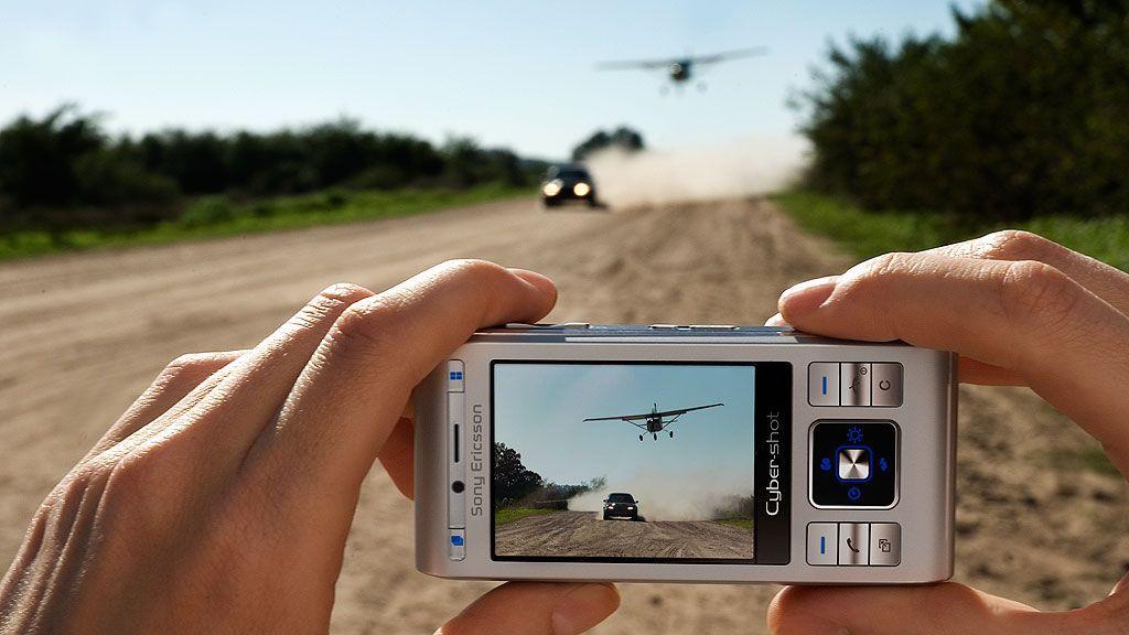 Test: Sony Ericsson C905