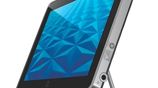 HP avslører  tablet