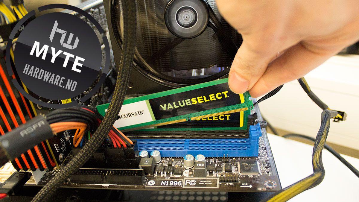 Dette skjer når du røsker ut PC-delene – mens maskinen står på
