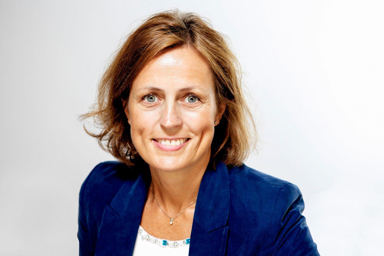 Ingebjørg Tollnes, kommunikasjonsdirektør i Komplett. Bilde: Komplett
