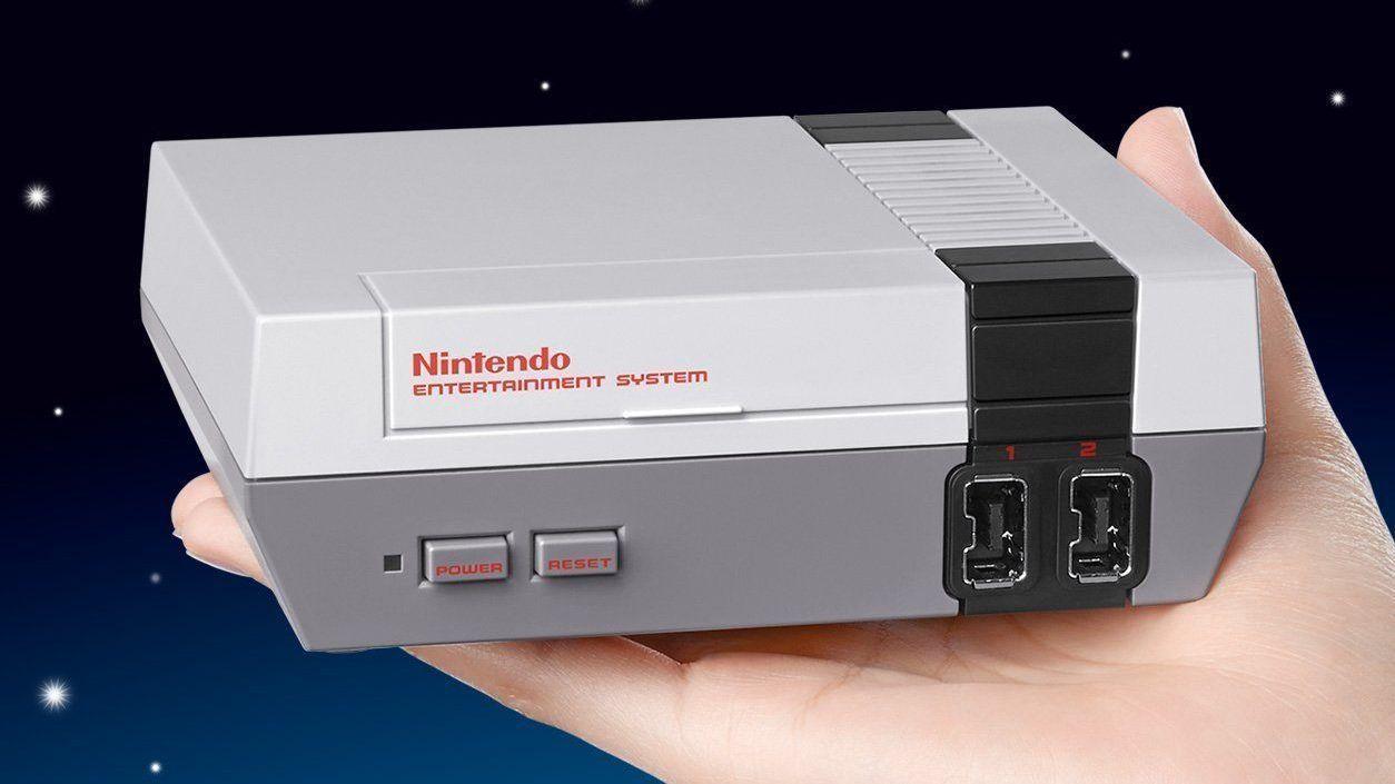 NES Classic er tilbake i Norge. Komplett.no utsolgt på dag én