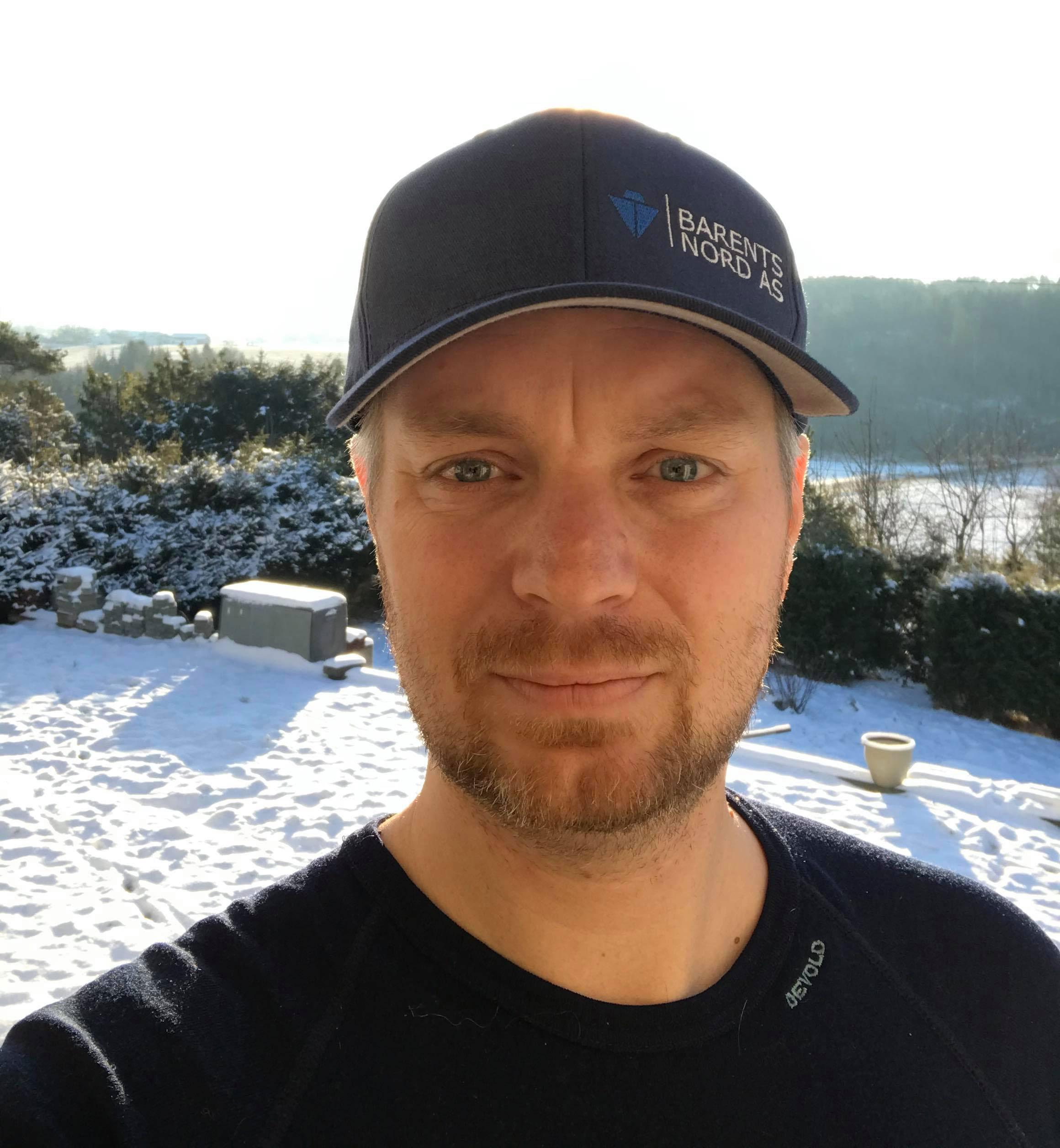 Gjermund Hansen fikk utlevert sin Model 3 den 16. desember, og fikk problemer med varmepumpen etter kort tid.
