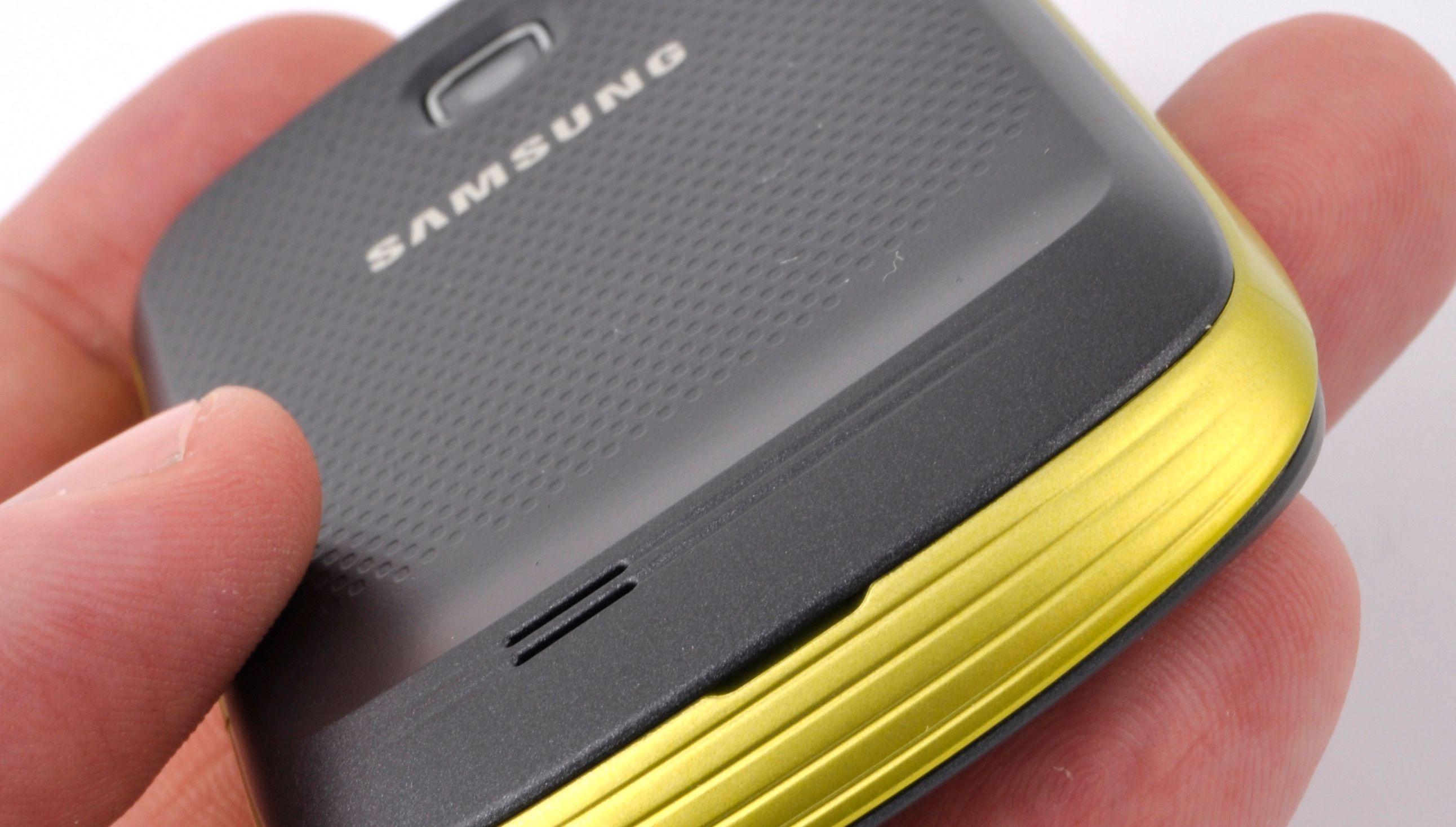 Samsung Galaxy 551 Test Tek.no