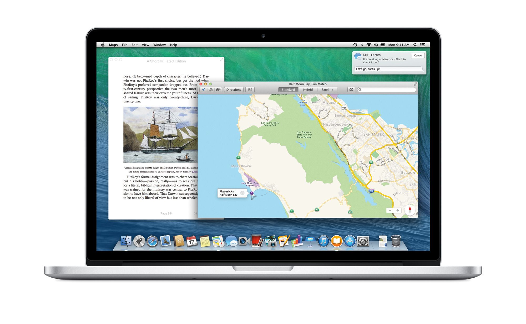 OS X kommer mest trolig i oppdatert utgave.Foto: Apple