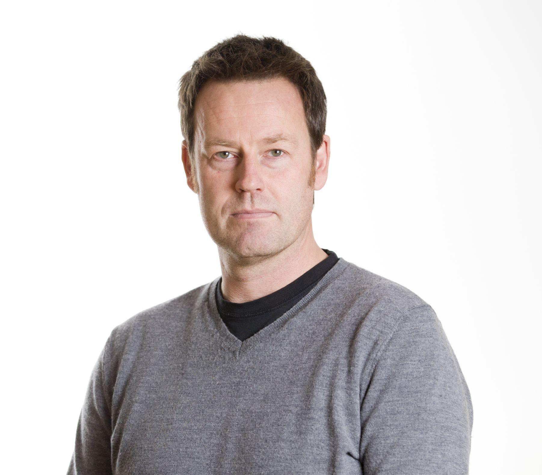 Nils Bøhmer, daglig leder i Bellona.Foto: Daniel Sannum Lauten