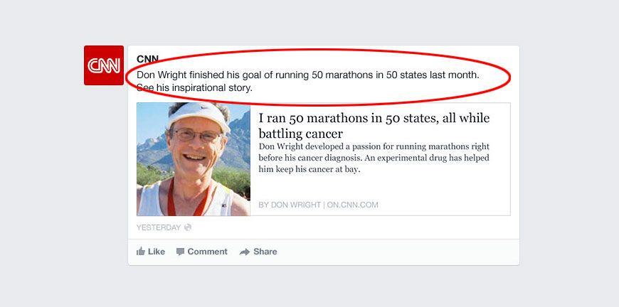 Facebook får ny skrifttype.