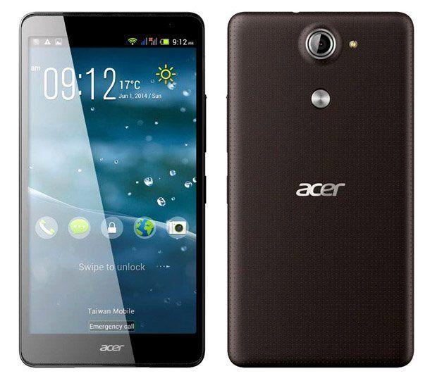 Acer Liquid X1.Foto: Acer