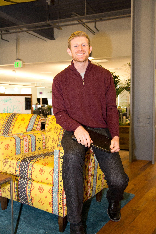 Brian Rakowski, vice president engineering, Chrome.