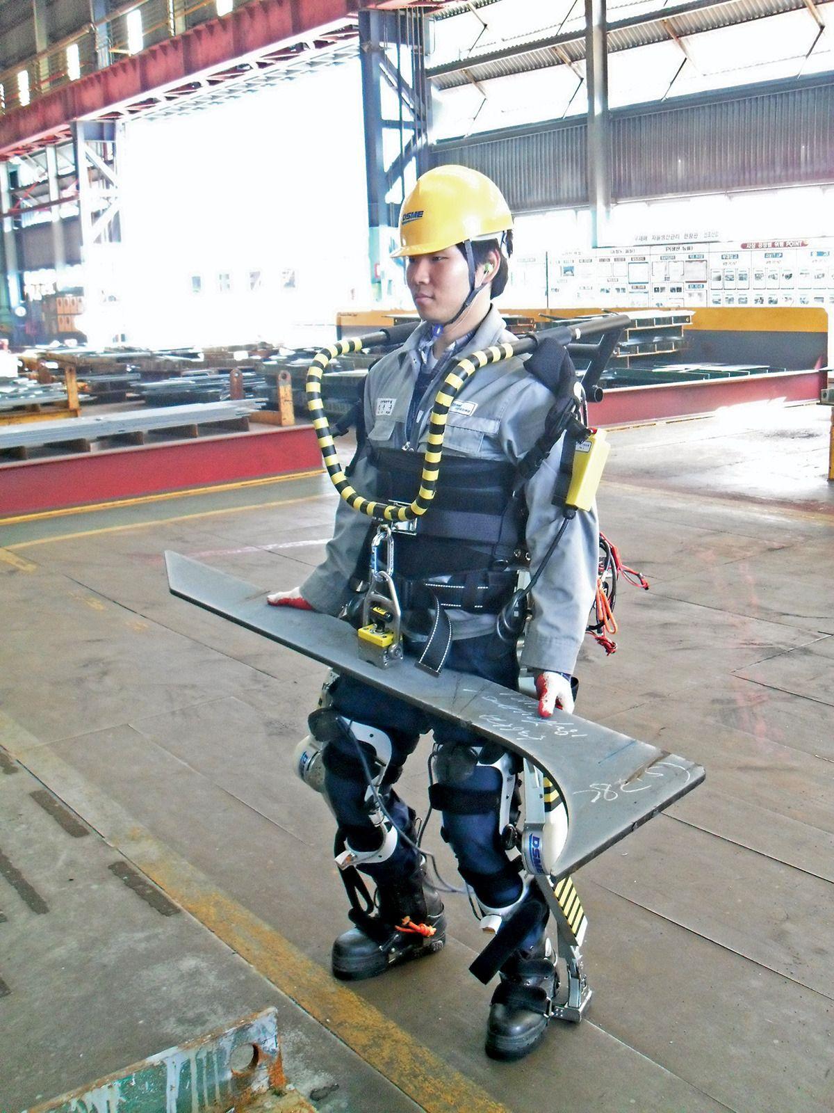 Daewoos «RoboShipBuilder».Foto: Daweoo