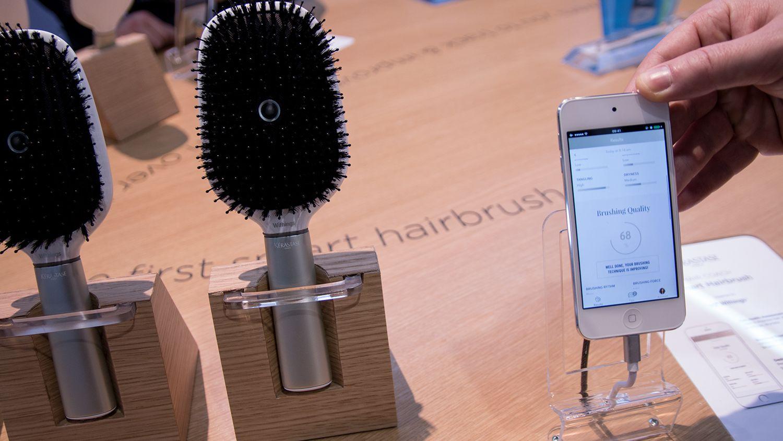 Trenger verden virkelig en smart hårbørste?