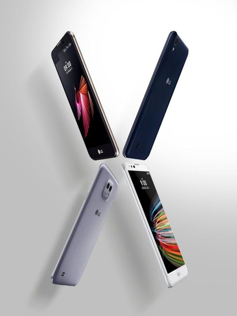 LGs X-serie.