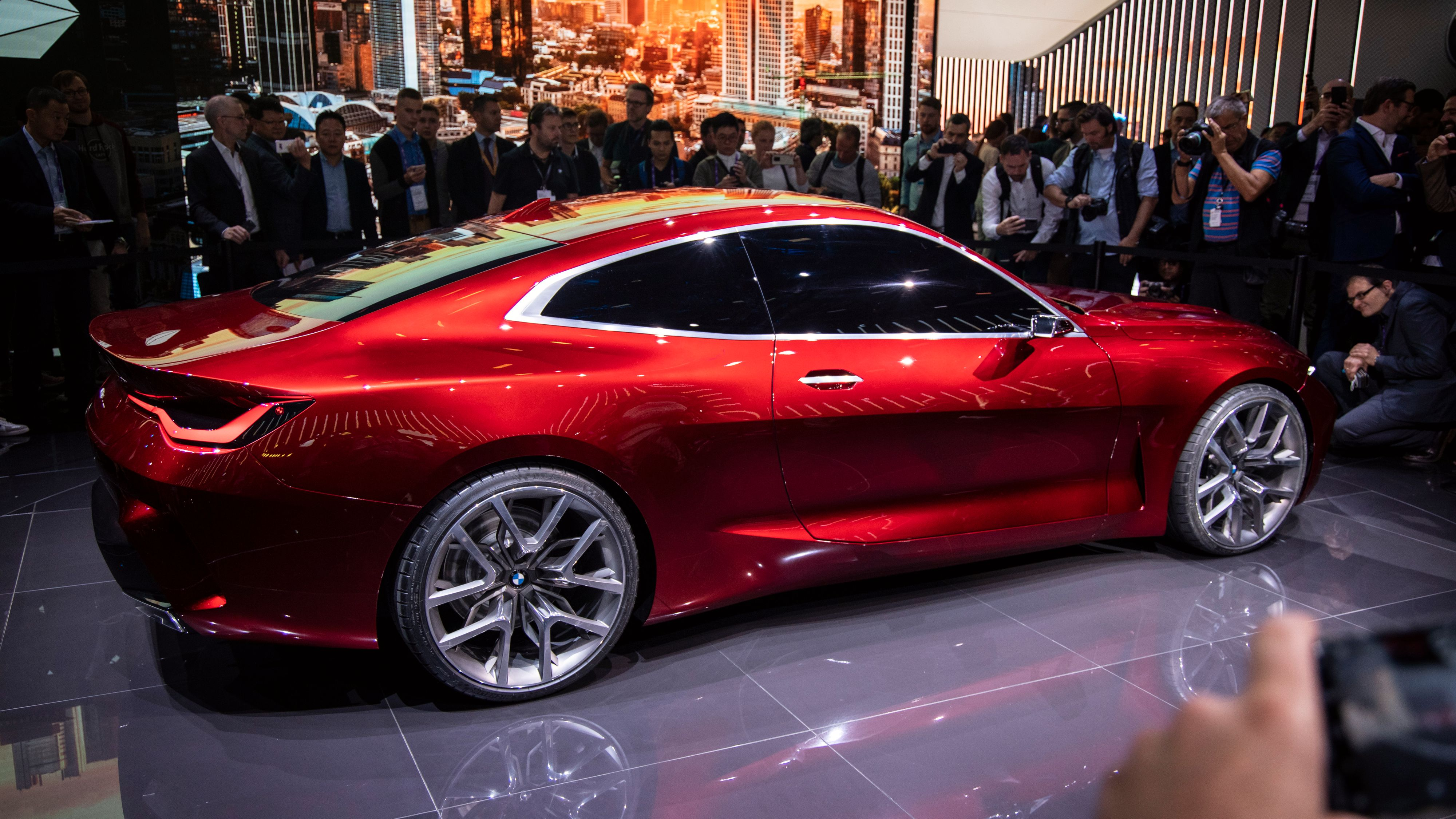 BMW Concept : Stein Jarle Olsen, Tek.no