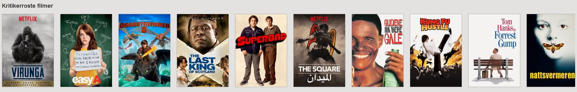 Slitsomt. Foto: Netflix