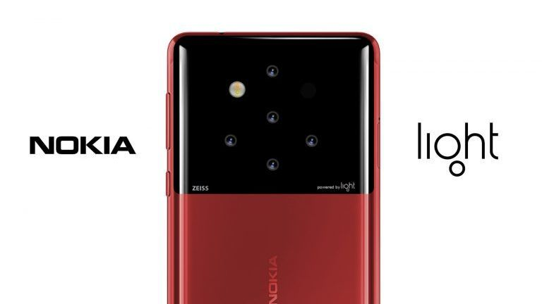 Nye rykter om Nokias telefon med fem kamera
