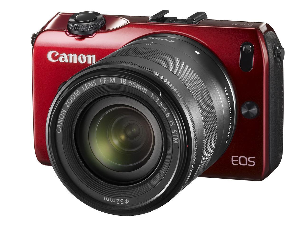 Canon EOS M: Et røverkjøp.Foto: Canon