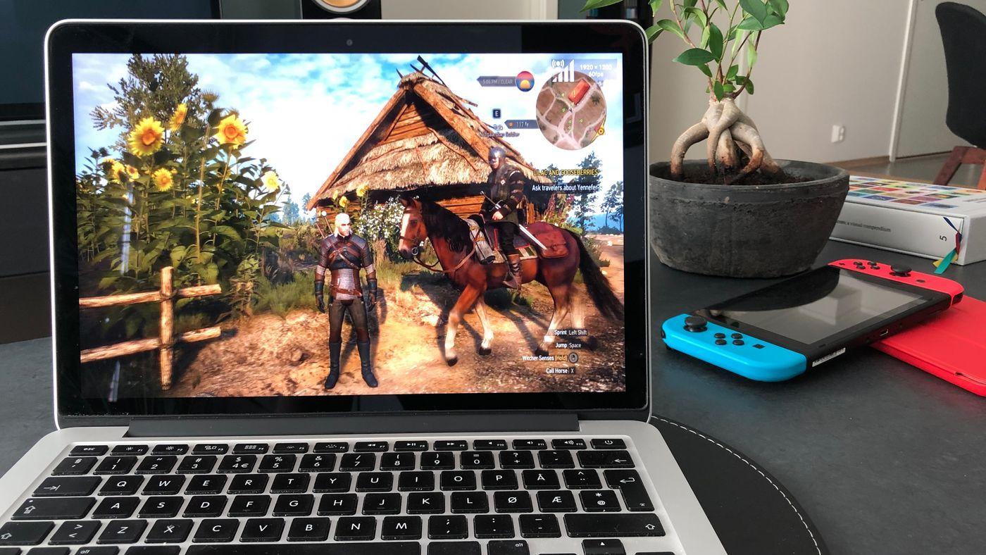 Spillstrømming gjør det mulig å spille grafikktunge spill på «lett» maskinvare, som bærbare og mobiler.