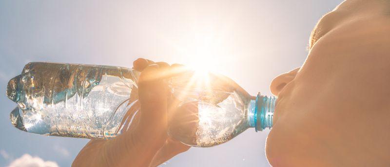 Så mycket vatten bör du dricka