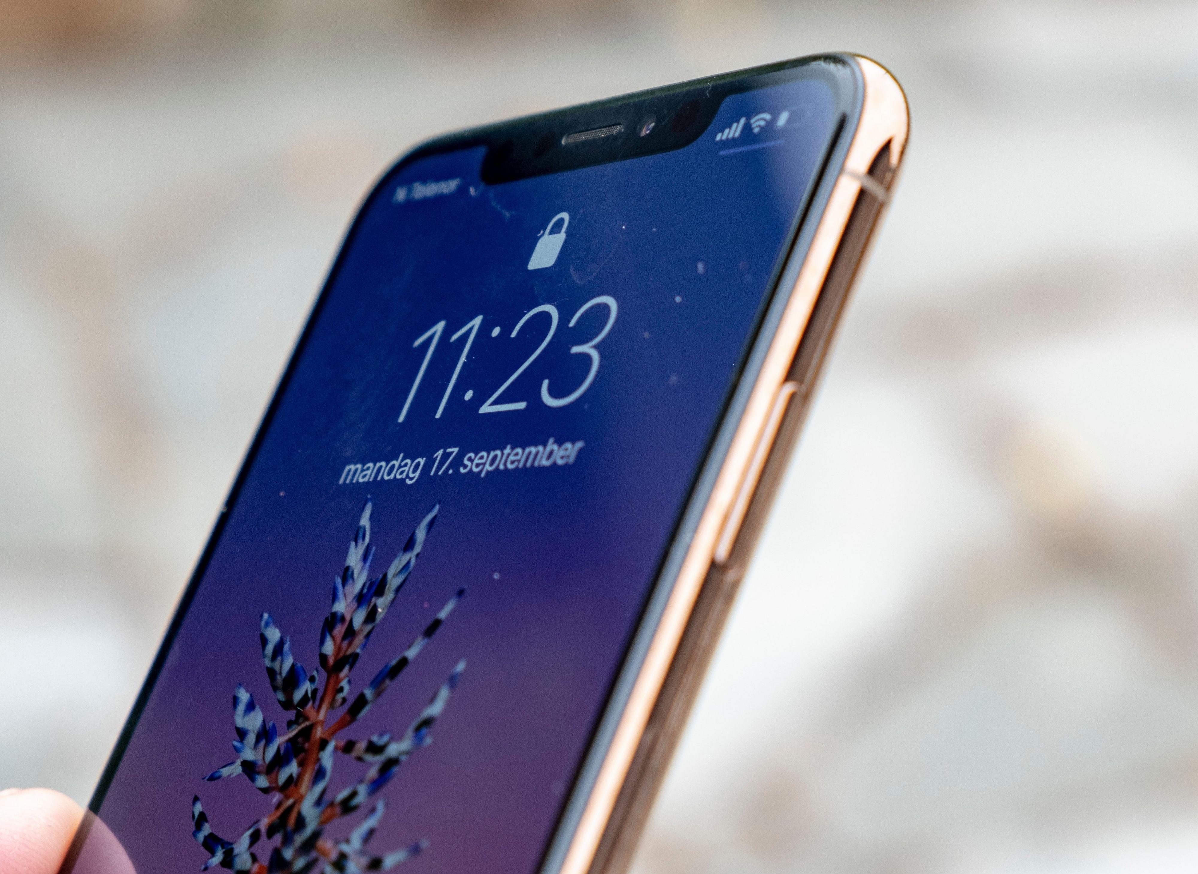 Ny skjermteknologi gjør reparasjoner av nye iPhoner veldig dyrt.