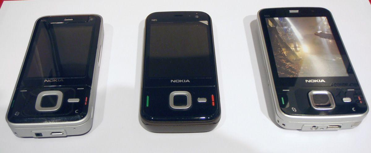 N81, N85 og N96
