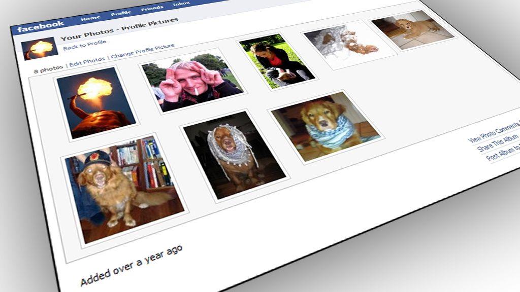 Facebook vil eie alle dine bilder