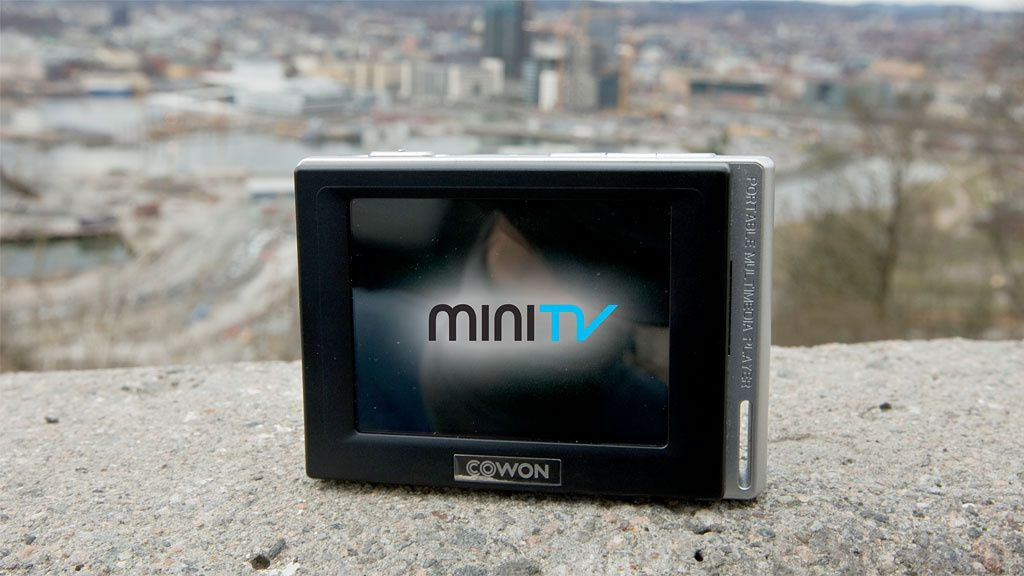 Mini-TV har floppet