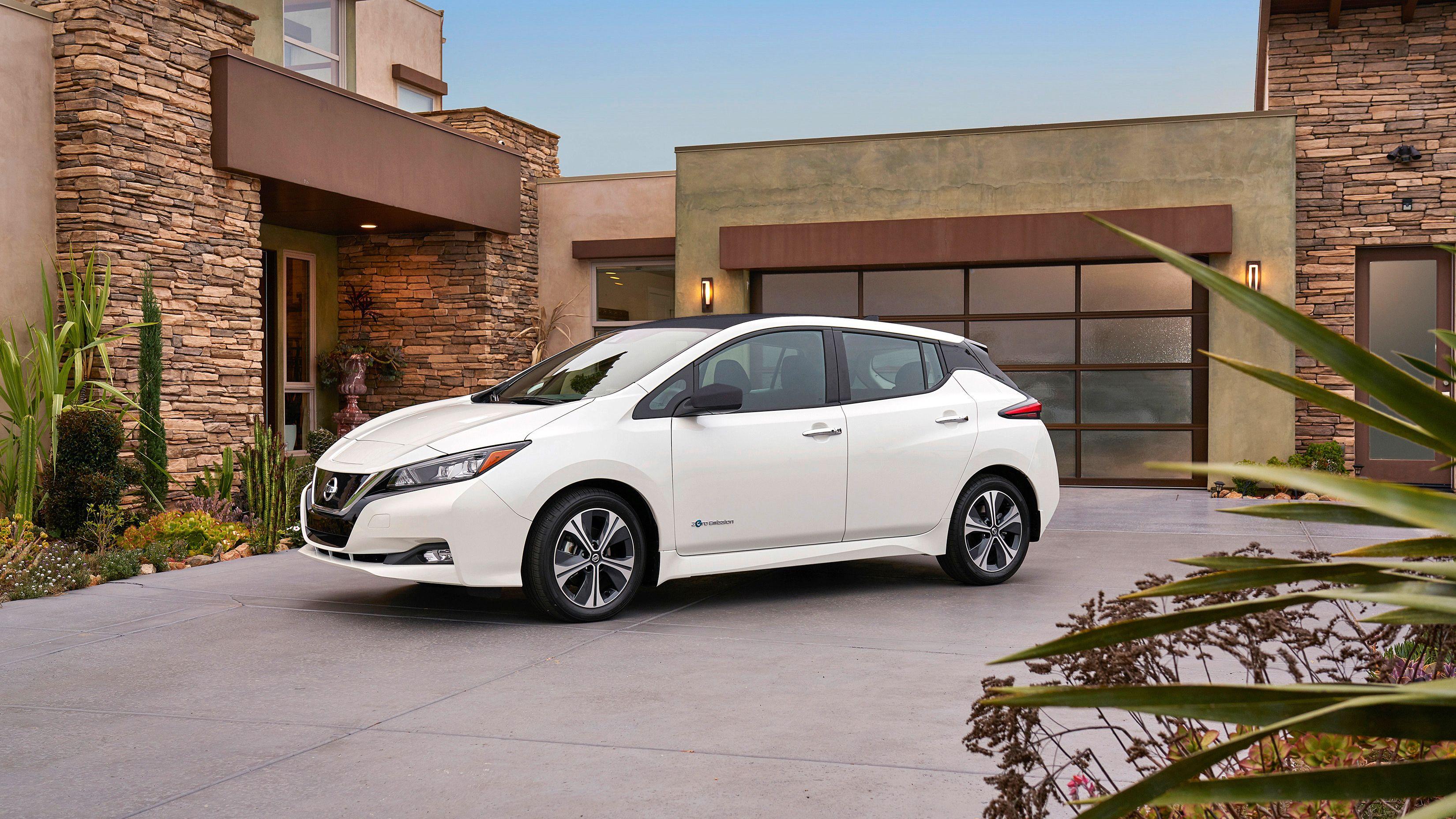 Nye Nissan Leaf får en meget aggressiv startpris