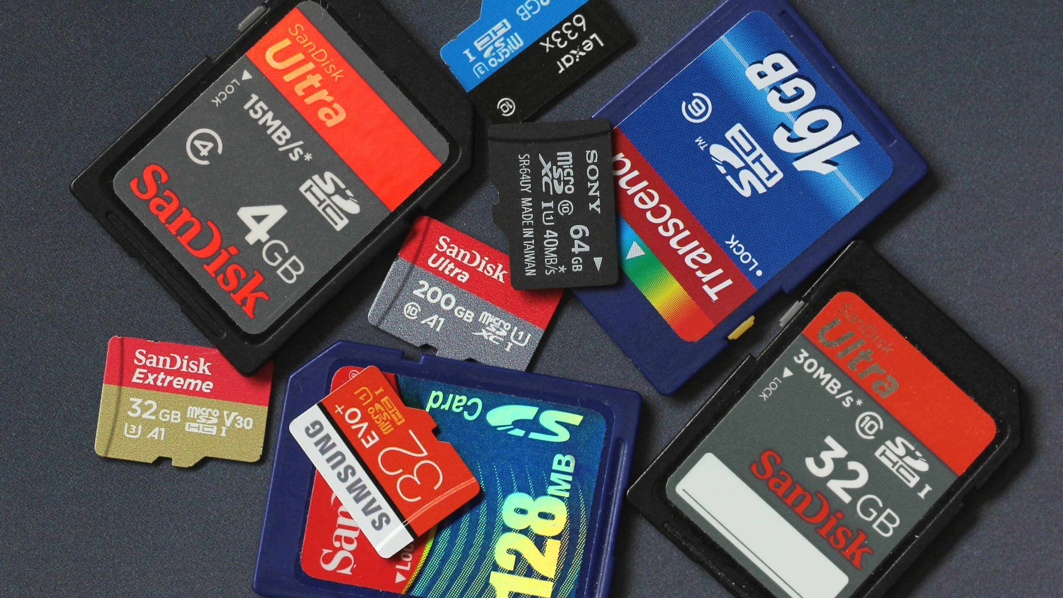 SD-minnekort