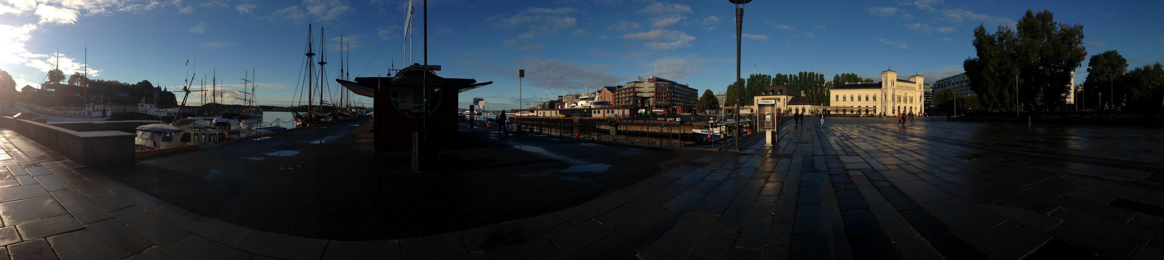 Panoramabilde tatt med iPhone 5