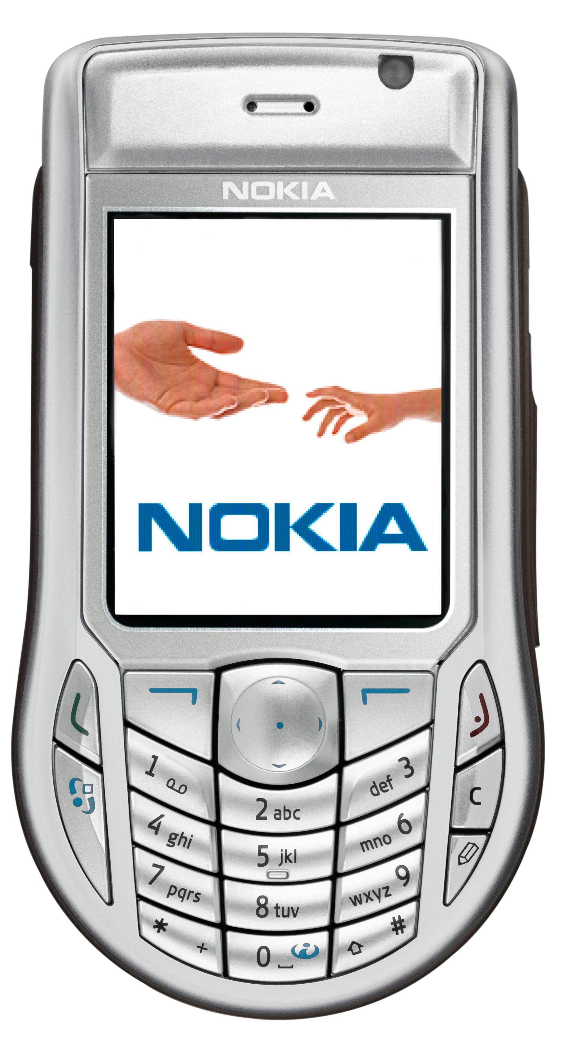 Fra 6630 med Symbian S60 v2...