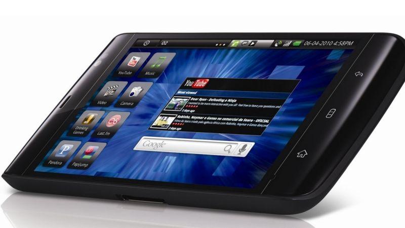 Dell gir opp mobiltelefoner