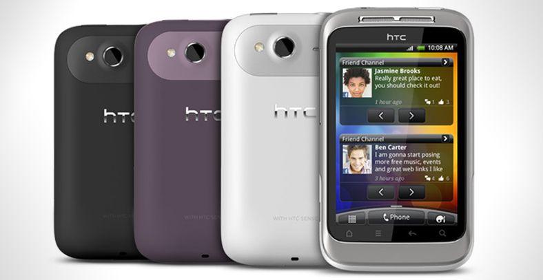 HTC Wildfire S Test Tek.no