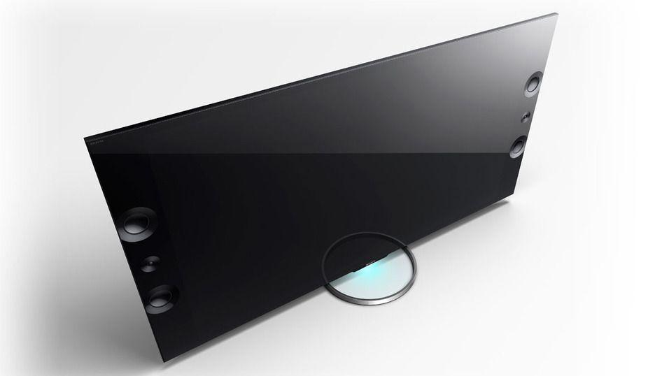 Sonys X9005-serie byr på 4K-oppløsning.Foto: Sony