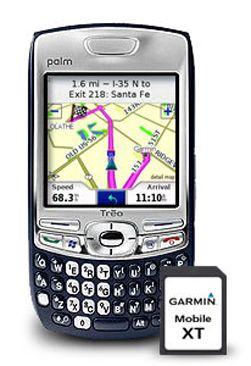 Garmin Mobile XT gir deg GPS-navigasjon på mobilen.