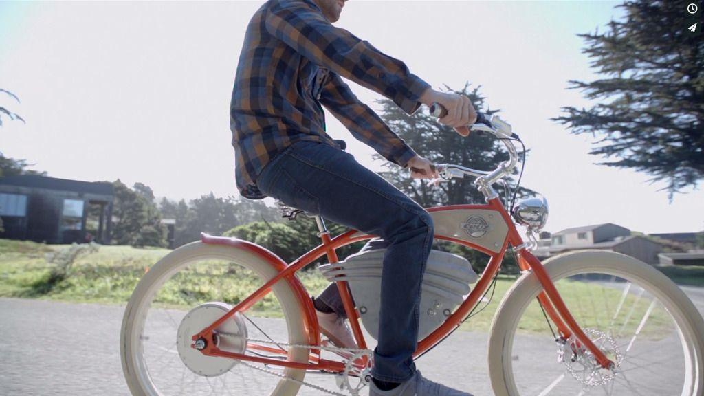 Endelig en elsykkel som hipstere vil elske