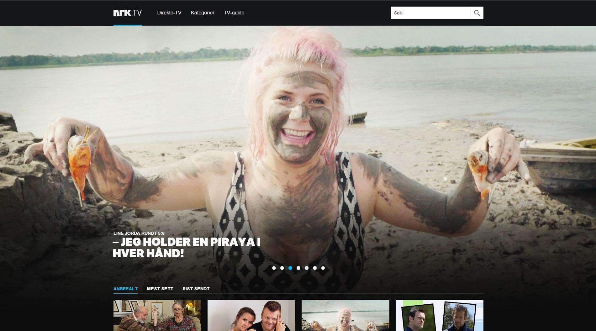 NRK. Foto: NRK