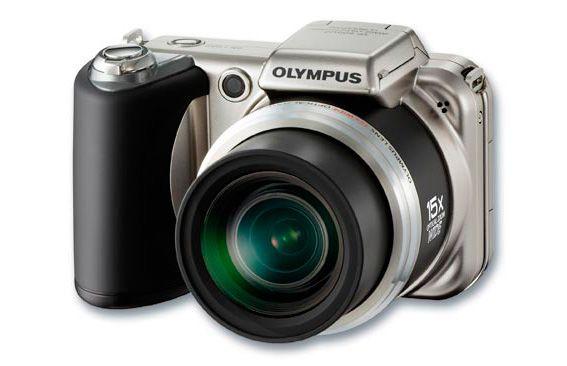 Olympus SP-600UZ.