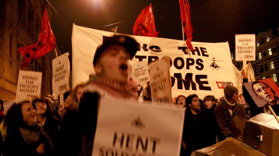 Demonstrasjonsfoto