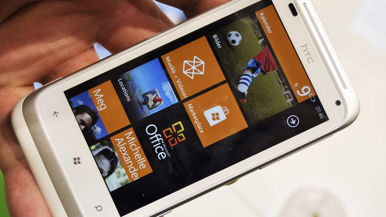 HTC Radar er en designtelefon med norsk Windows Phone 7.5 Mango.