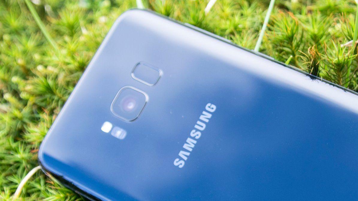 Galaxy S8-eiere melder om problemer med fokuseringen på kameraet