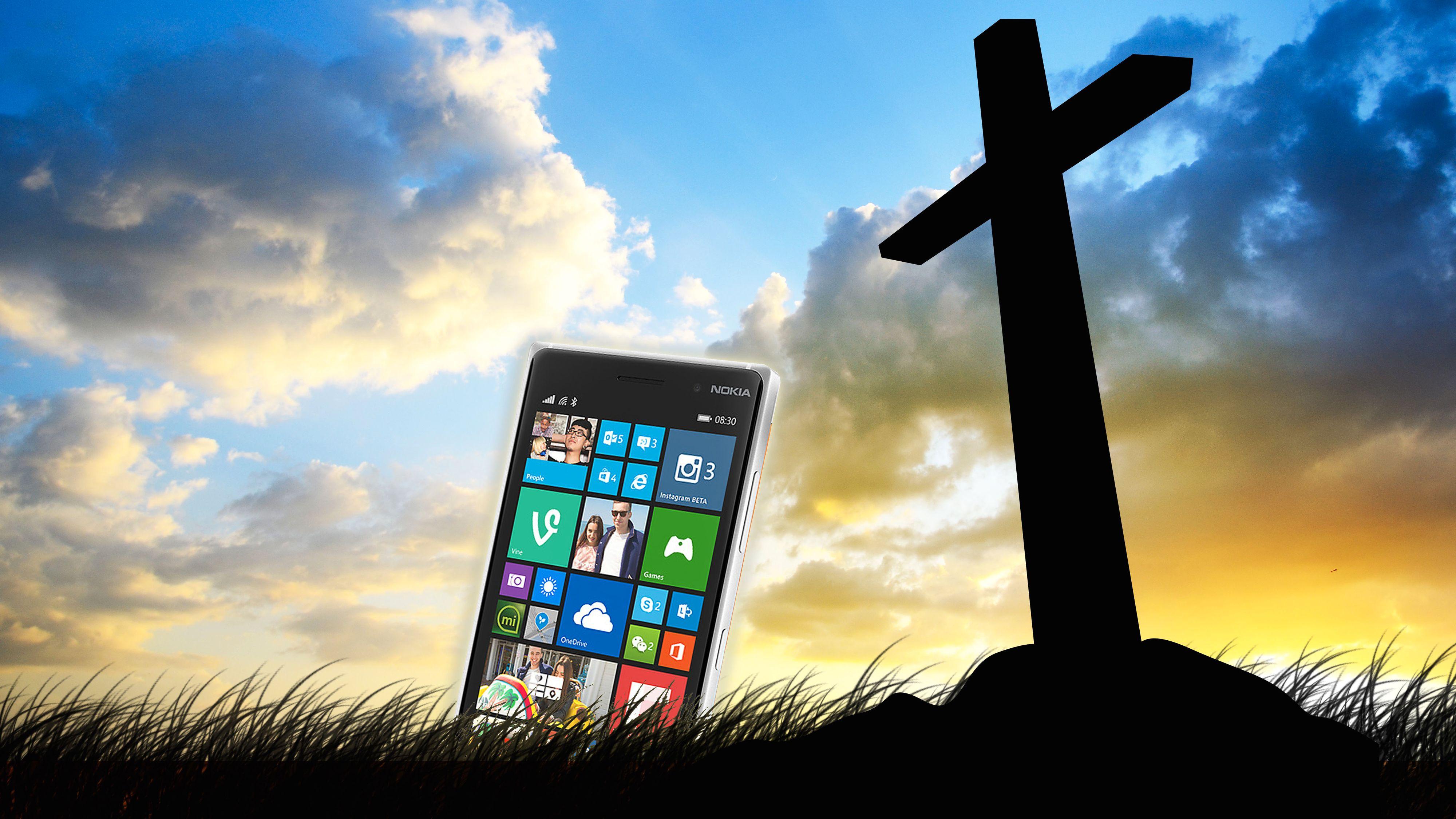 Er det over og ut for Windows Phone?