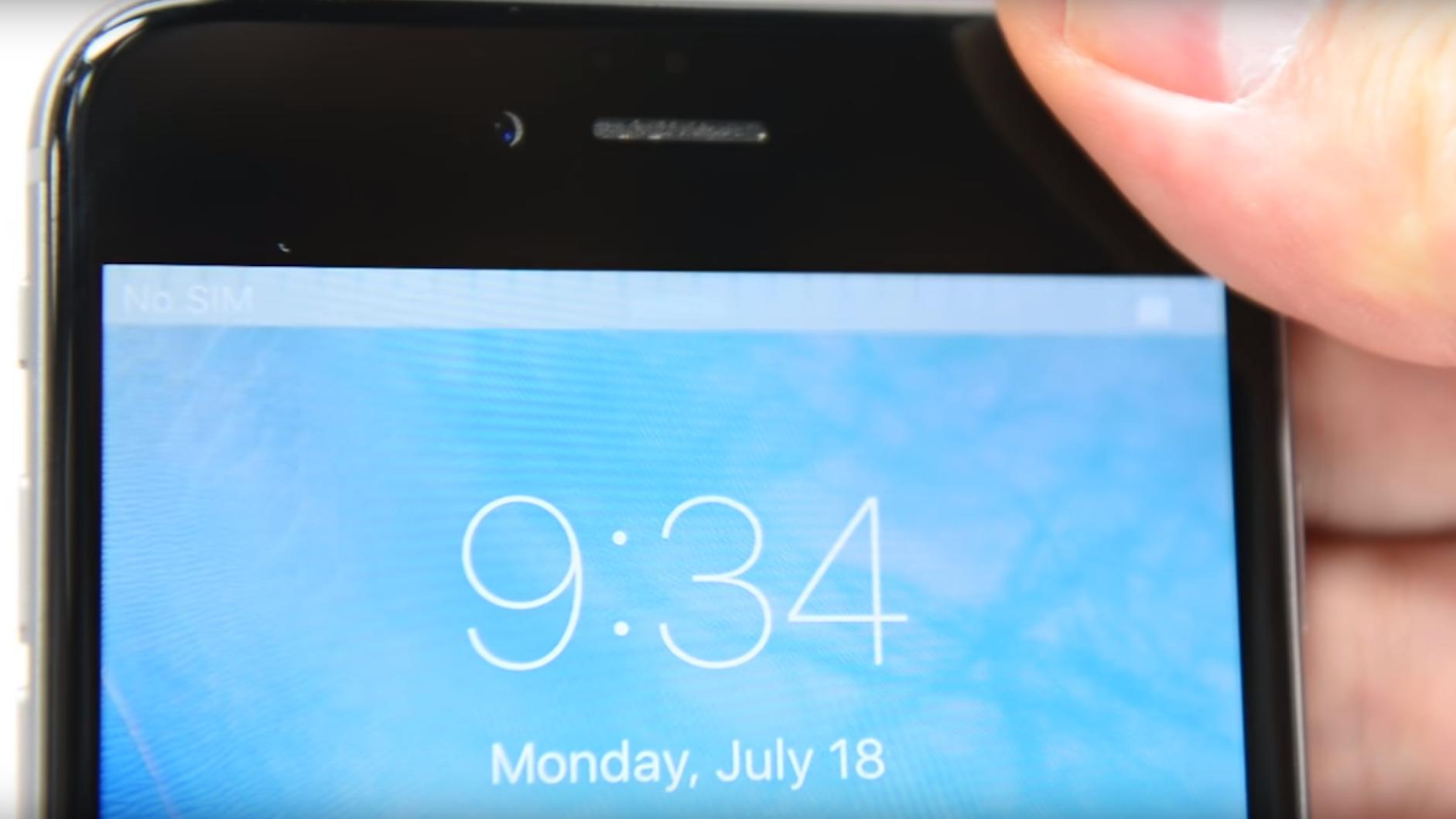 iPhone 6-eiere opplever at skjermen slutter å fungere – Apple skylder på eierne